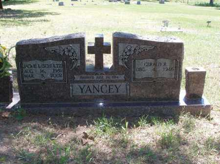 YANCEY, JACKIE L - Izard County, Arkansas | JACKIE L YANCEY - Arkansas Gravestone Photos