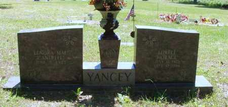"YANCEY, LOWELL ""HORACE"" - Izard County, Arkansas 