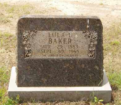BAKER, LULA ALICE - Izard County, Arkansas | LULA ALICE BAKER - Arkansas Gravestone Photos