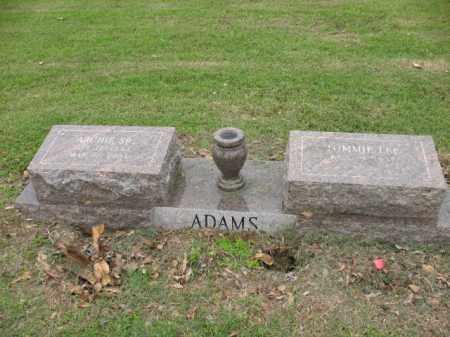 ADAMS, SR, ARCHIE - Jackson County, Arkansas | ARCHIE ADAMS, SR - Arkansas Gravestone Photos