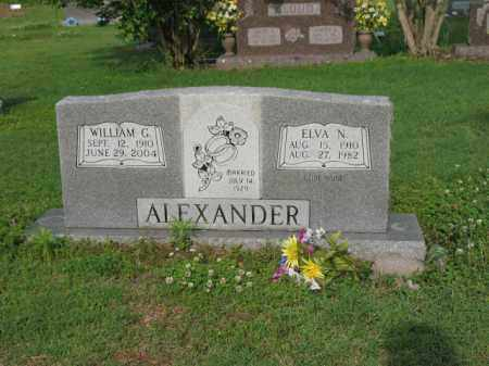 ALEXANDER, WILLIAM G - Jackson County, Arkansas | WILLIAM G ALEXANDER - Arkansas Gravestone Photos