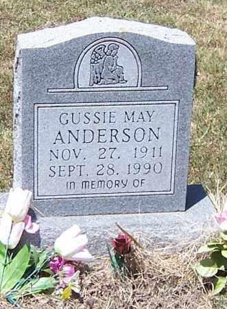 ANDERSON, GUSSIE MAE - Jackson County, Arkansas | GUSSIE MAE ANDERSON - Arkansas Gravestone Photos
