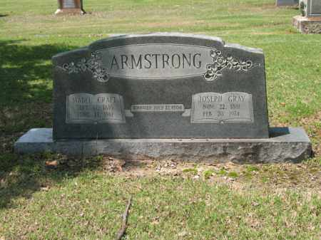 ARMSTRONG, JOSEPH GRAY - Jackson County, Arkansas | JOSEPH GRAY ARMSTRONG - Arkansas Gravestone Photos