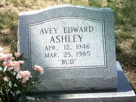 "ASHLEY, AVEY EDWARD ""BUD"" - Jackson County, Arkansas 