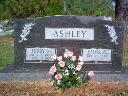 ASHLEY, JERRY M - Jackson County, Arkansas | JERRY M ASHLEY - Arkansas Gravestone Photos