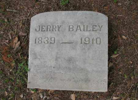 BAILEY, JERRY - Jackson County, Arkansas | JERRY BAILEY - Arkansas Gravestone Photos