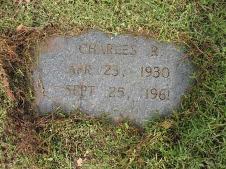 BELBA, CHARLES R - Jackson County, Arkansas | CHARLES R BELBA - Arkansas Gravestone Photos