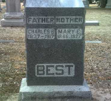 BEST, MARY ELIZABETH - Jackson County, Arkansas | MARY ELIZABETH BEST - Arkansas Gravestone Photos