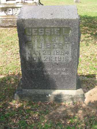 BEST, JESSIE L - Jackson County, Arkansas | JESSIE L BEST - Arkansas Gravestone Photos