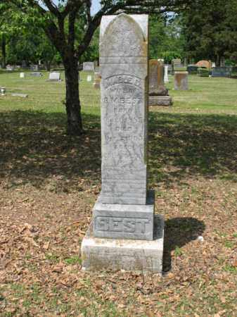 BEST, MABLE CLAIRE - Jackson County, Arkansas | MABLE CLAIRE BEST - Arkansas Gravestone Photos