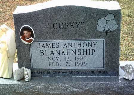 "BLANKENSHIP, JAMES ANTHONY ""CORKY"" - Jackson County, Arkansas 