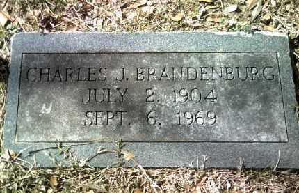 BRANDENBURG, CHARLES J - Jackson County, Arkansas | CHARLES J BRANDENBURG - Arkansas Gravestone Photos