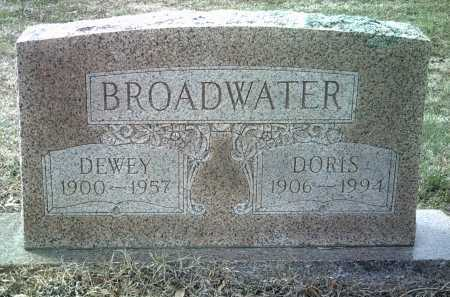 BROADWATER, DEWEY - Jackson County, Arkansas | DEWEY BROADWATER - Arkansas Gravestone Photos