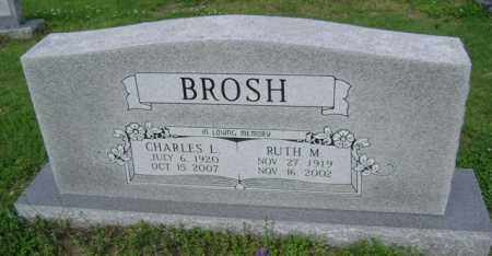 BROSH, RUTH MARION - Jackson County, Arkansas | RUTH MARION BROSH - Arkansas Gravestone Photos