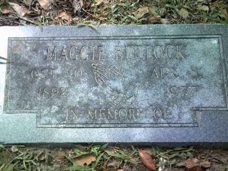 BULLOCK, MAGGIE - Jackson County, Arkansas | MAGGIE BULLOCK - Arkansas Gravestone Photos