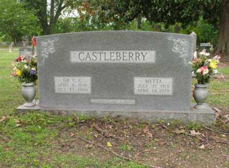 CASTLEBERRY, METTA - Jackson County, Arkansas | METTA CASTLEBERRY - Arkansas Gravestone Photos