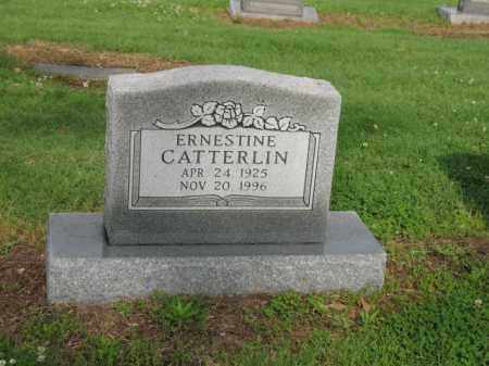 CATTERLIN, ERNESTINE - Jackson County, Arkansas | ERNESTINE CATTERLIN - Arkansas Gravestone Photos