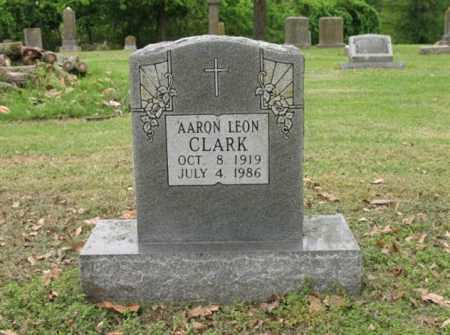 CLARK, AARON LEON - Jackson County, Arkansas | AARON LEON CLARK - Arkansas Gravestone Photos