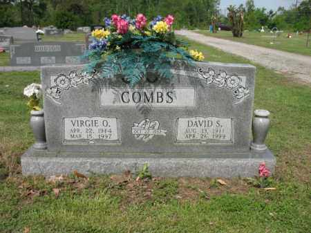 COMBS, VIRGIE O - Jackson County, Arkansas | VIRGIE O COMBS - Arkansas Gravestone Photos
