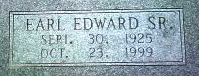 COMBS SR (PIC2), EARL EDWARD - Jackson County, Arkansas | EARL EDWARD COMBS SR (PIC2) - Arkansas Gravestone Photos
