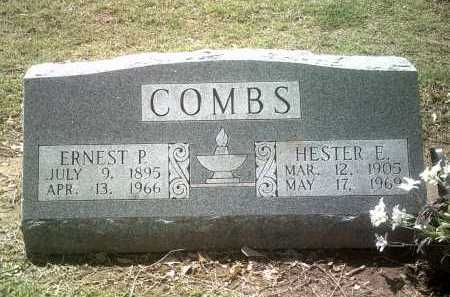 COMBS, HESTER E - Jackson County, Arkansas | HESTER E COMBS - Arkansas Gravestone Photos