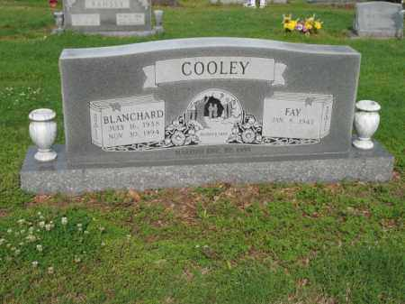 COOLEY, BLANCHARD - Jackson County, Arkansas | BLANCHARD COOLEY - Arkansas Gravestone Photos