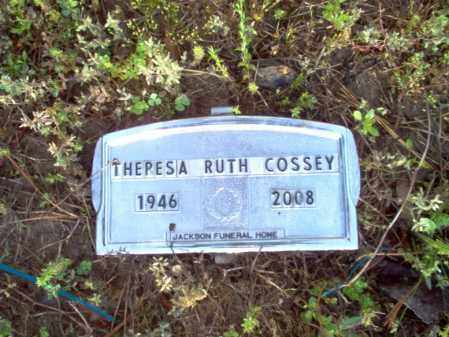 RINGUET COSSEY, THERESA RUTH - Jackson County, Arkansas | THERESA RUTH RINGUET COSSEY - Arkansas Gravestone Photos
