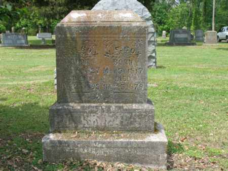 COX, W F - Jackson County, Arkansas | W F COX - Arkansas Gravestone Photos