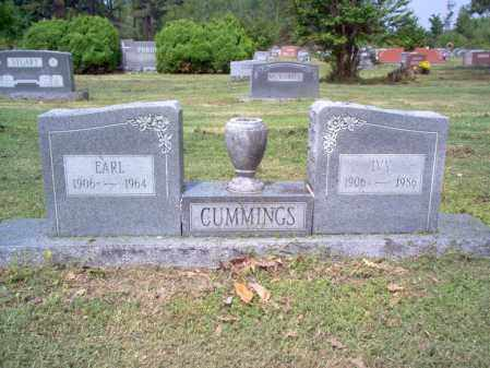 CUMMINGS, EARL - Jackson County, Arkansas | EARL CUMMINGS - Arkansas Gravestone Photos