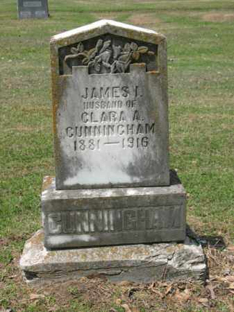 CUNNINGHAM, JAMES I - Jackson County, Arkansas | JAMES I CUNNINGHAM - Arkansas Gravestone Photos