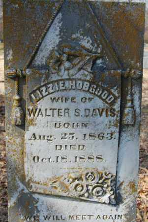 HOBGOOD DAVIS (PIC2), LIZZIE - Jackson County, Arkansas | LIZZIE HOBGOOD DAVIS (PIC2) - Arkansas Gravestone Photos