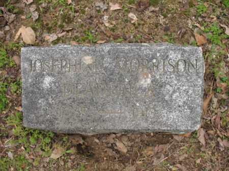 MORRISON DEADERICK, JOSEPHINE - Jackson County, Arkansas | JOSEPHINE MORRISON DEADERICK - Arkansas Gravestone Photos