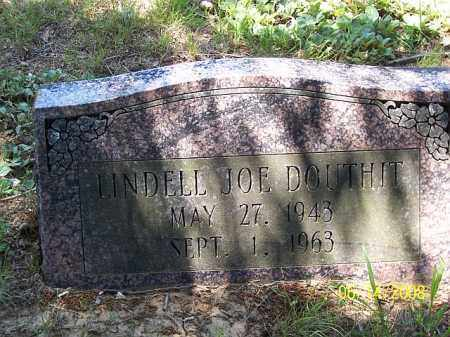 DOUTHIT, LINDELL JOE - Jackson County, Arkansas | LINDELL JOE DOUTHIT - Arkansas Gravestone Photos