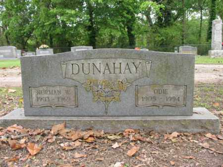 DUNAHAY, NORMAN W - Jackson County, Arkansas | NORMAN W DUNAHAY - Arkansas Gravestone Photos
