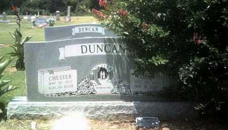 DUNCAN, CHESTER - Jackson County, Arkansas | CHESTER DUNCAN - Arkansas Gravestone Photos