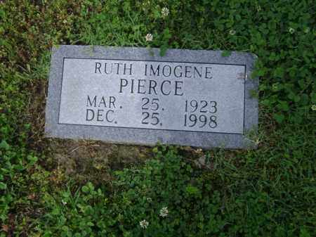PIERCE EDDINGTON (PIC2), RUTH IMOGENE - Jackson County, Arkansas | RUTH IMOGENE PIERCE EDDINGTON (PIC2) - Arkansas Gravestone Photos