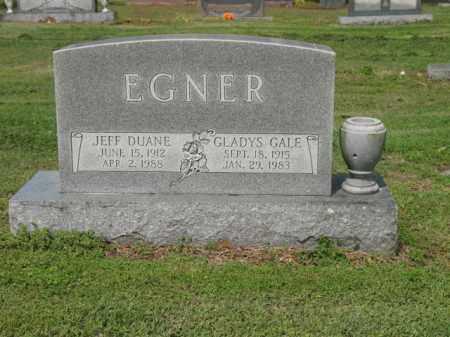 EGNER, JEFF DUANE - Jackson County, Arkansas | JEFF DUANE EGNER - Arkansas Gravestone Photos