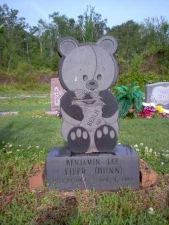 EILER, BENJAMIN LEE DUNN - Jackson County, Arkansas | BENJAMIN LEE DUNN EILER - Arkansas Gravestone Photos