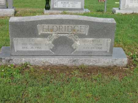 ELDRIDGE, JEWELL - Jackson County, Arkansas | JEWELL ELDRIDGE - Arkansas Gravestone Photos