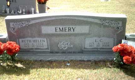 EMERY, L C - Jackson County, Arkansas | L C EMERY - Arkansas Gravestone Photos