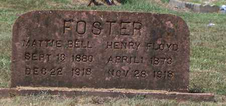 FOSTER, MATTIE BELL - Jackson County, Arkansas | MATTIE BELL FOSTER - Arkansas Gravestone Photos
