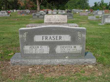 FRASER, DEVOTA M - Jackson County, Arkansas | DEVOTA M FRASER - Arkansas Gravestone Photos
