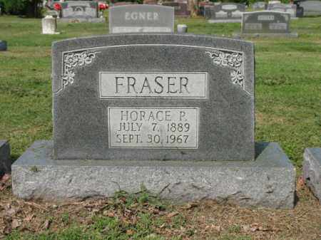 FRASER, HORACE P - Jackson County, Arkansas | HORACE P FRASER - Arkansas Gravestone Photos
