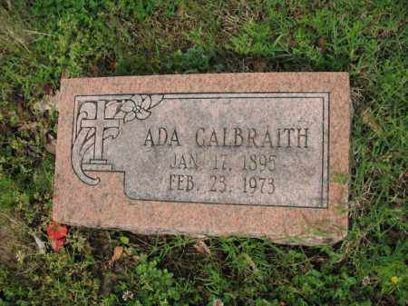GALBRAITH, ADA - Jackson County, Arkansas | ADA GALBRAITH - Arkansas Gravestone Photos