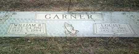 GARNER, LOUISE - Jackson County, Arkansas | LOUISE GARNER - Arkansas Gravestone Photos