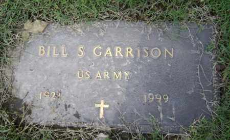 "GARRISON (VETERAN), W S  ""BILL"" - Jackson County, Arkansas | W S  ""BILL"" GARRISON (VETERAN) - Arkansas Gravestone Photos"