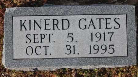 GATES, KINERD - Jackson County, Arkansas | KINERD GATES - Arkansas Gravestone Photos