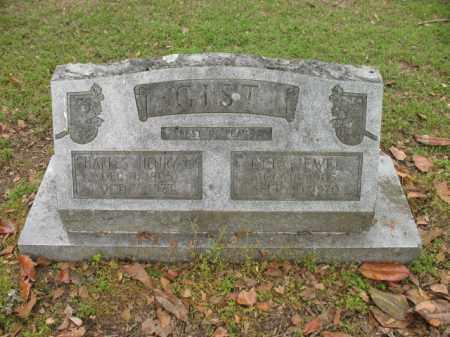 GIST, SR, CHARLES HENRY - Jackson County, Arkansas | CHARLES HENRY GIST, SR - Arkansas Gravestone Photos
