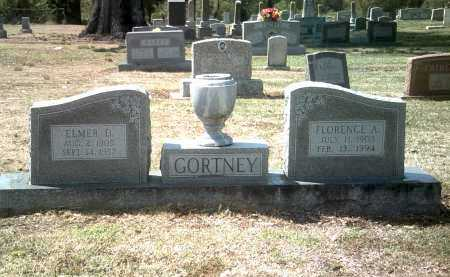 GORTNEY, FLORENCE A - Jackson County, Arkansas | FLORENCE A GORTNEY - Arkansas Gravestone Photos