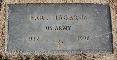 HAGAR, JR (VETERAN), EARL - Jackson County, Arkansas | EARL HAGAR, JR (VETERAN) - Arkansas Gravestone Photos